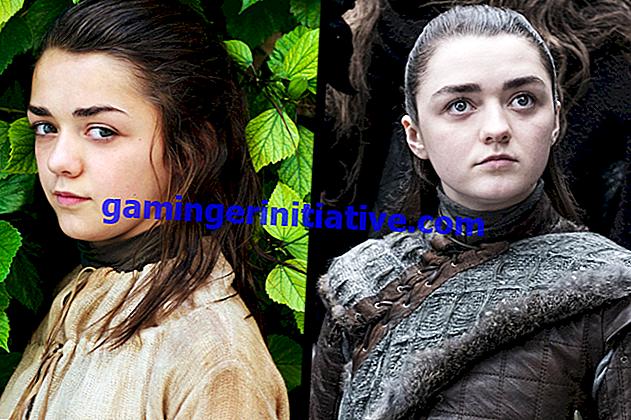 Игра престолов: возраст Арьи Старк в 8 сезоне