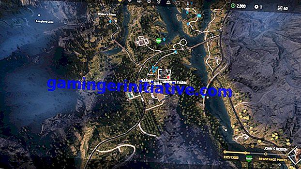 Far Cry 5: Wie man Silos zerstört
