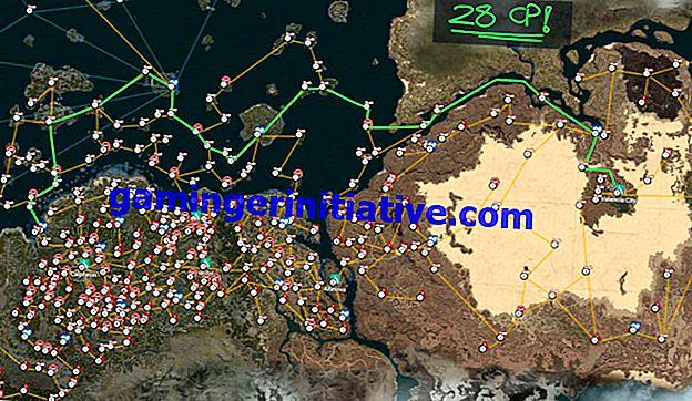 Black Desert Online: Verwendung von Knoten