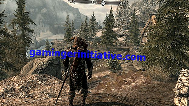 The Elder Scrolls V: Skyrim - Wie man sprintet