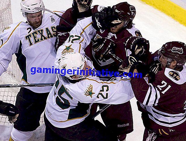 NHL 19: So starten Sie einen Kampf und alle Kampfkontrollen