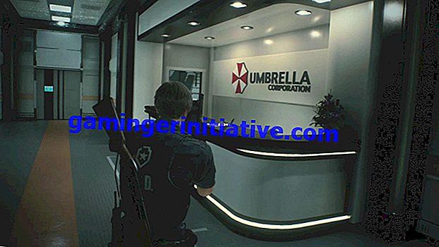 Resident Evil 2: tous les lieux de tournage