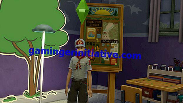 Sims 4 Seasons: Wie man Scout-Abzeichen bekommt