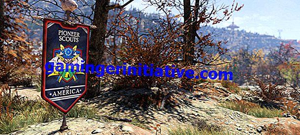 Fallout 76: Hur man skaffar sig emblem, scoutemblem och världsemblem