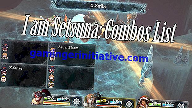 Ich bin Setsuna: Wie man Momentum benutzt