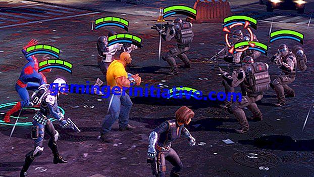 Spiele wie Marvel Strike Force, wenn Sie nach etwas Ähnlichem suchen