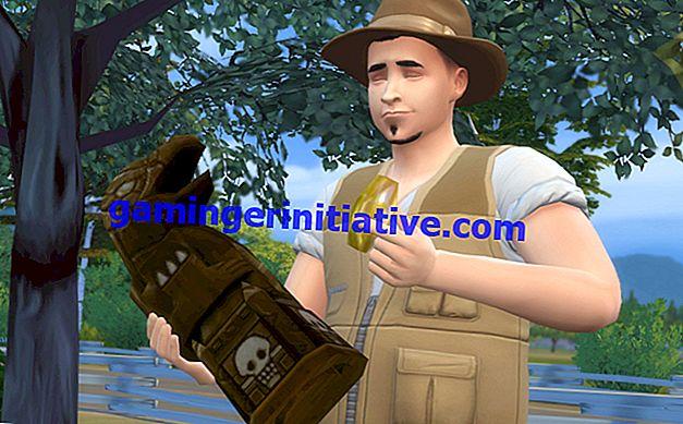 Les Sims 4: Que faire avec la base Relic (Jungle Adventure)