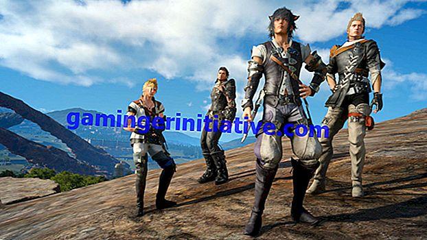 Final Fantasy XV: Как обновить оружие