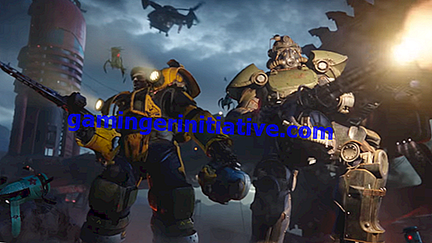 Fallout 76: Cara Mendapatkan Power Armor Station
