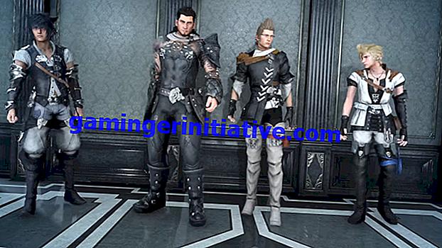 Final Fantasy XV: come sbloccare nuovi abiti