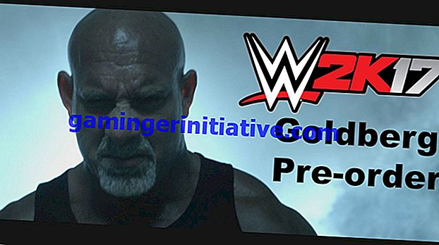 WWE 2K17: come ottenere Goldberg