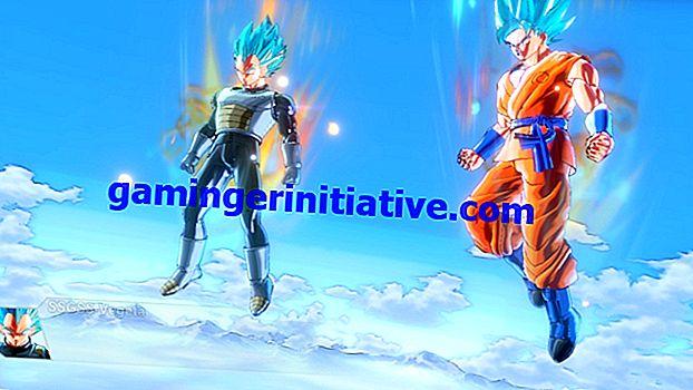 Dragon Ball Xenoverse 2: Как получить ССГСС Гоку (Синий Бог)