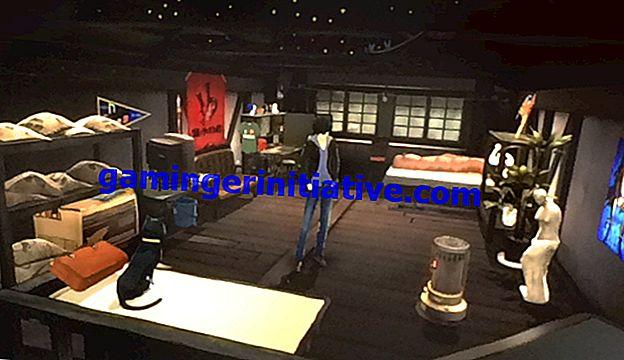 Persona 5: Cara Membersihkan Loteng