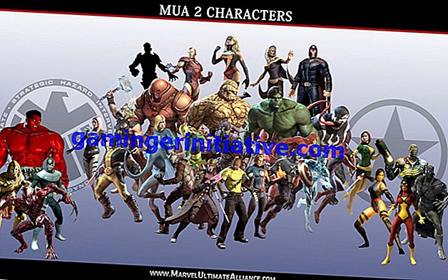 Marvel Ultimate Alliance: Cara Membuka Black Panther
