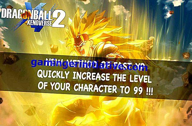Dragon Ball Xenoverse 2: comment monter de niveau rapidement