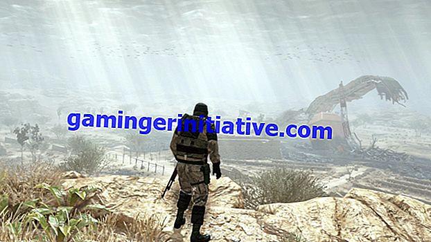 Metal Gear Survive: Wie man Multiplayer spielt