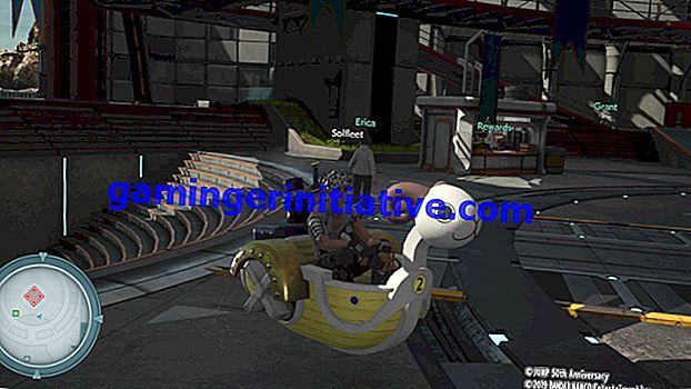 Jump Force: Hur man använder fordon (i lobbyn)