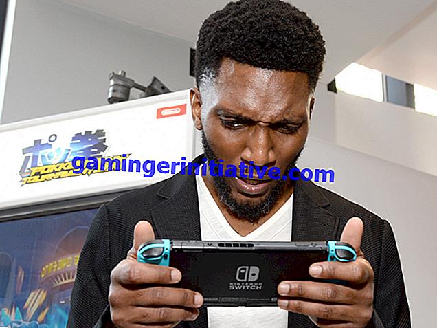 So entsperren Sie einen Nintendo Switch