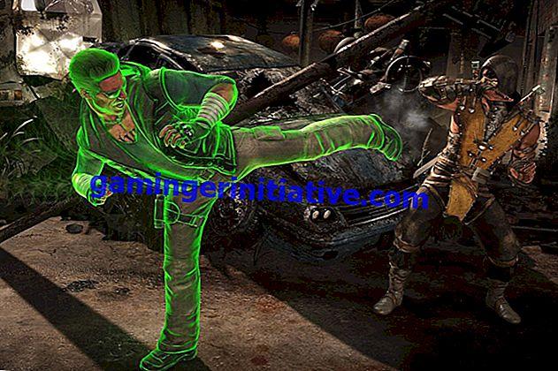 The Best Mortal Kombat X Karakter Untuk Bermain