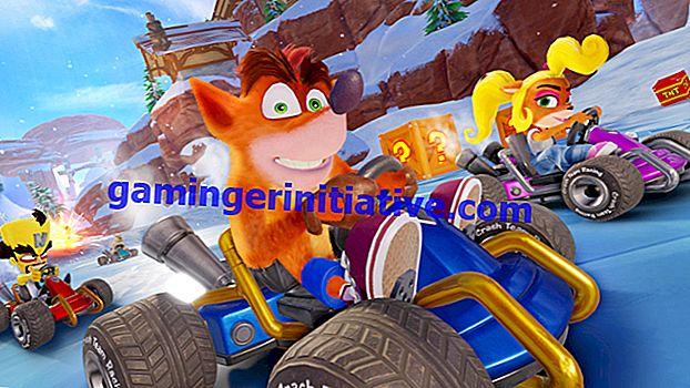 Est-ce que Crash Team Racing Nitro-Fueled arrive sur PC?  Répondu