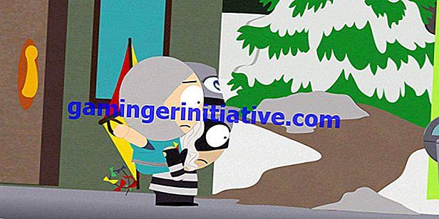South Park fracturé mais entier: que faire des moulins à vent