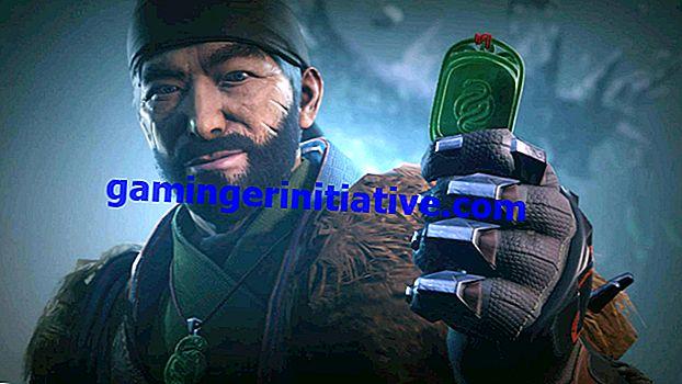 Destiny 2 Forsaken: Comment trouver le Drifter