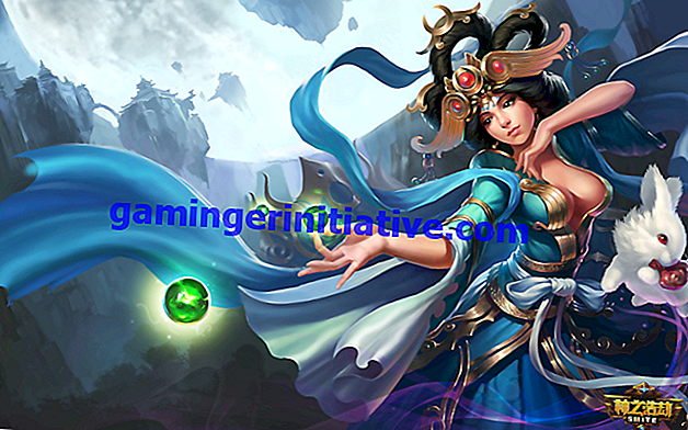 Smite Guide: Wie man Chang'e baut
