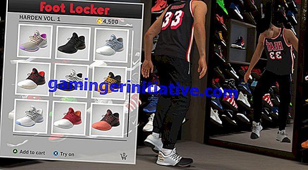 NBA 2K18: Y a-t-il une vente de VC?