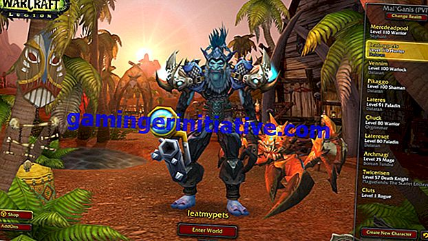 World of Warcraft (WOW): quels sont les meilleurs animaux de compagnie de combat