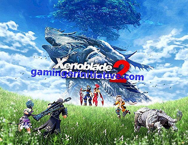 Xenoblade Chronicles 2: quelle est la taille de téléchargement
