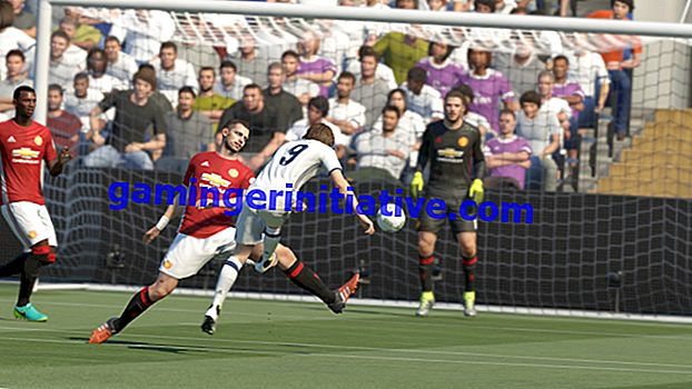 FIFA 17:撮影方法
