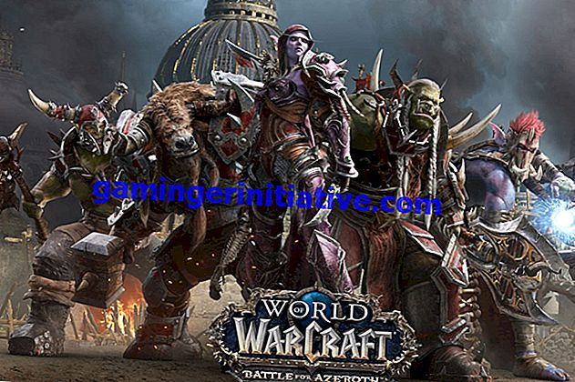WoW Battle For Azeroth: comment arriver à Exodar en tant que Horde