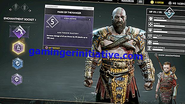 God of War: Cara Mendapatkan & Menggunakan Pesona