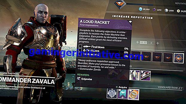 Destiny 2: Hur man låser upp spellistan för strejker