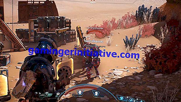 Mass Effect Andromeda: Wie man Nahkampfangriffe ausführt