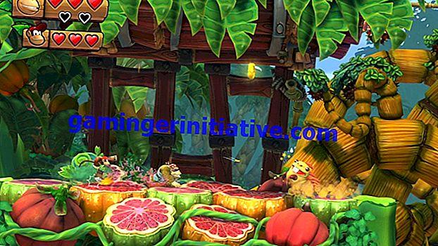 Donkey Kong Tropical Freeze: Wie lange es dauert und wie viele Welten es gibt