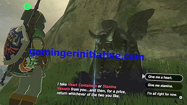Zelda Breath of the Wild: Berapa Banyak Hati yang Kamu Butuhkan untuk Mendapatkan Master Sword