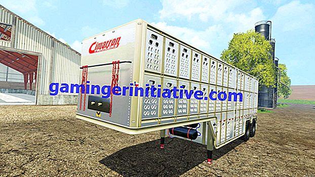 Landwirtschafts-Simulator 17: So kaufen Sie Tiere (Kühe, Schafe, Schweine)