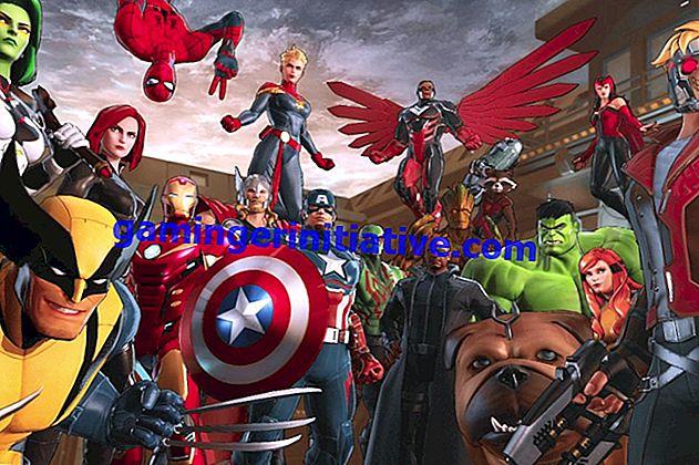 Marvel Ultimate Alliance 3: Beste Charaktere zum Spielen als