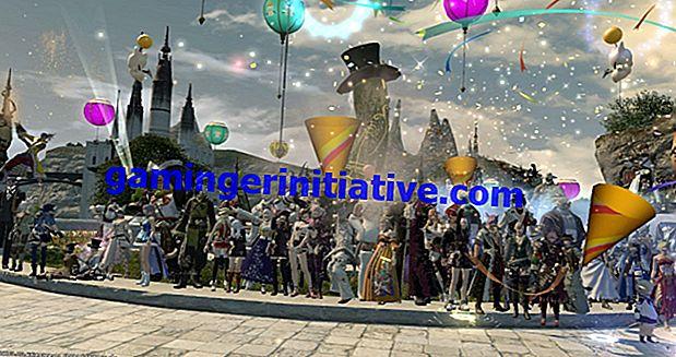 Final Fantasy XIV Разработчики работают над устранением барьеров между центрами обработки данных