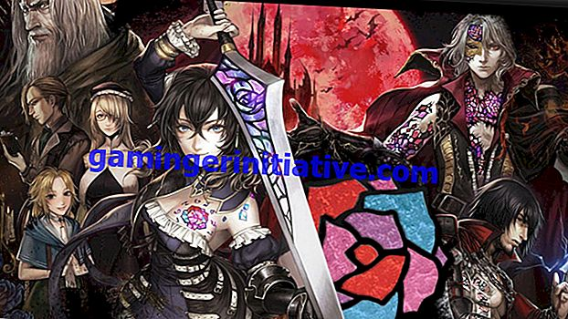 Nouveau patch Bloodstained: Ritual of the Night Switch améliore les performances