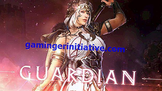 Die neue Guardian-Klasse von Black Desert Online erhält das Erscheinungsdatum für ihr Erwachen