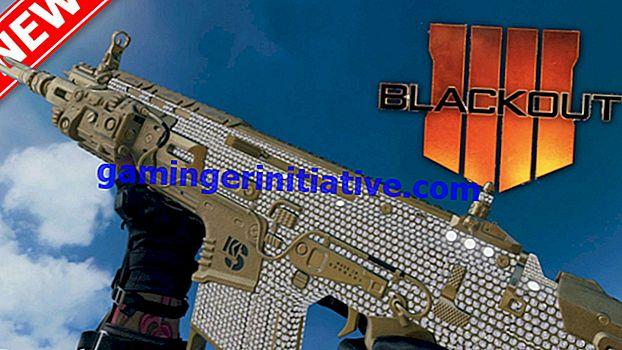 Black Ops III: Comment obtenir de l'or et du diamant Gun Camo