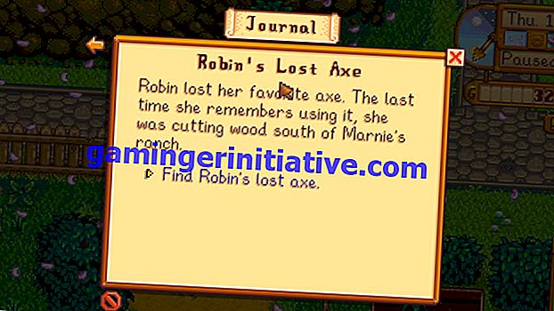 Stardew Valley: Where to Find Robin's Lost Axe
