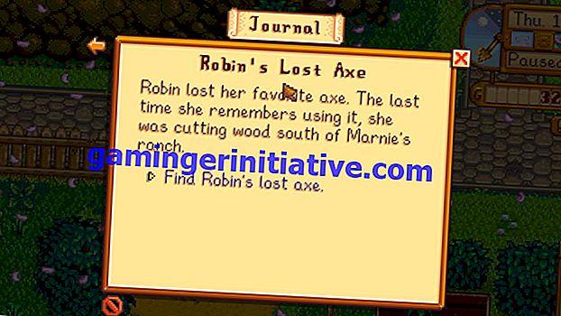 Stardew Valley: dove trovare l'ascia perduta di Robin