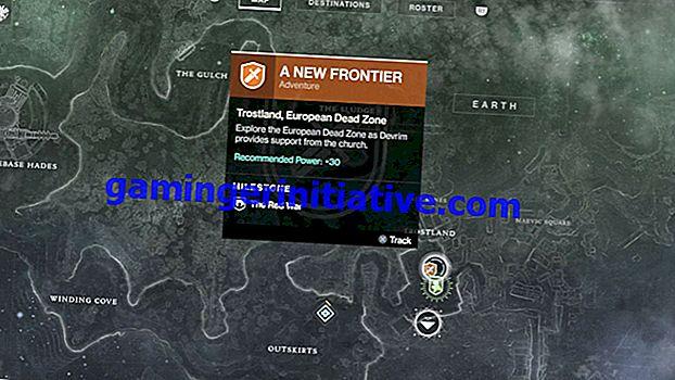 Schicksal 2: Wo man EDZ-Servitoren findet