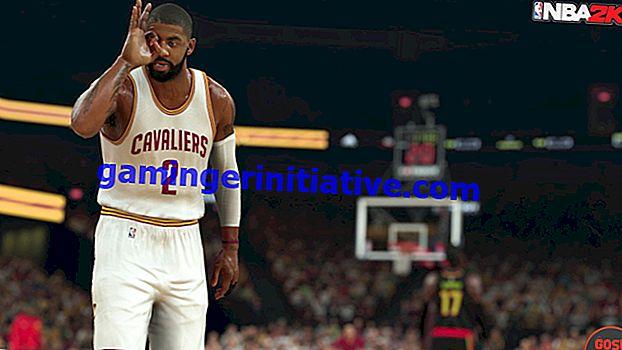 NBA 2K17: So scannen Sie Ihr Gesicht