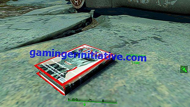 Fallout 4: Que faire avec les livres en retard